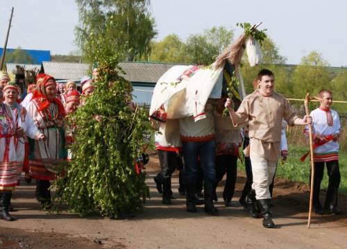 s93325203 - Народный праздник мордовского народа